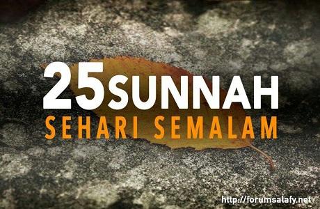 25Sunnah