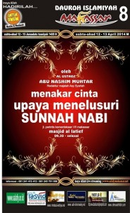 Dauroh Makassar 8a