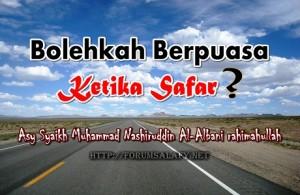 Berpuasa Ketika Safar1