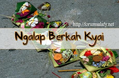 Ngalap Berkah Kyai1