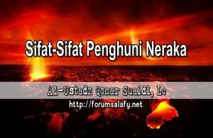 Sifat-sifat penghuni neraka1