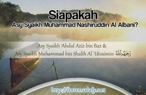 Asy Syaikh Muhammad Nashiruddin Al Albani