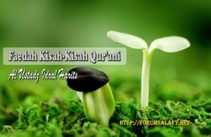 faedah Kisah-Kisah Qur'ani