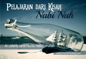 pelajaran dari nabi nuh