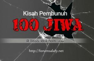 Kisah Pembunuh 100 Jiwa