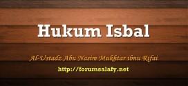Hukum Isbal