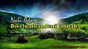 Nabi Adam Di KEluarkan Dari Jannah