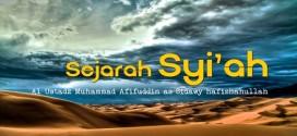 Sejarah Syi'ah