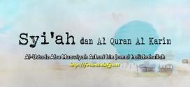 Syi'ah dan Al Quran Al Karim