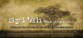 Syi'ah dan Imamah