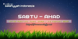 Kajian Sabtu-Ahad-17_16Rabiuts Tsani1436