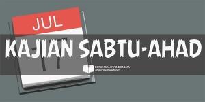 AUDIO: Kajian Salafiyyah Indonesia Sabtu – Ahad, 14-15 Dzulqa'dah 1436 H